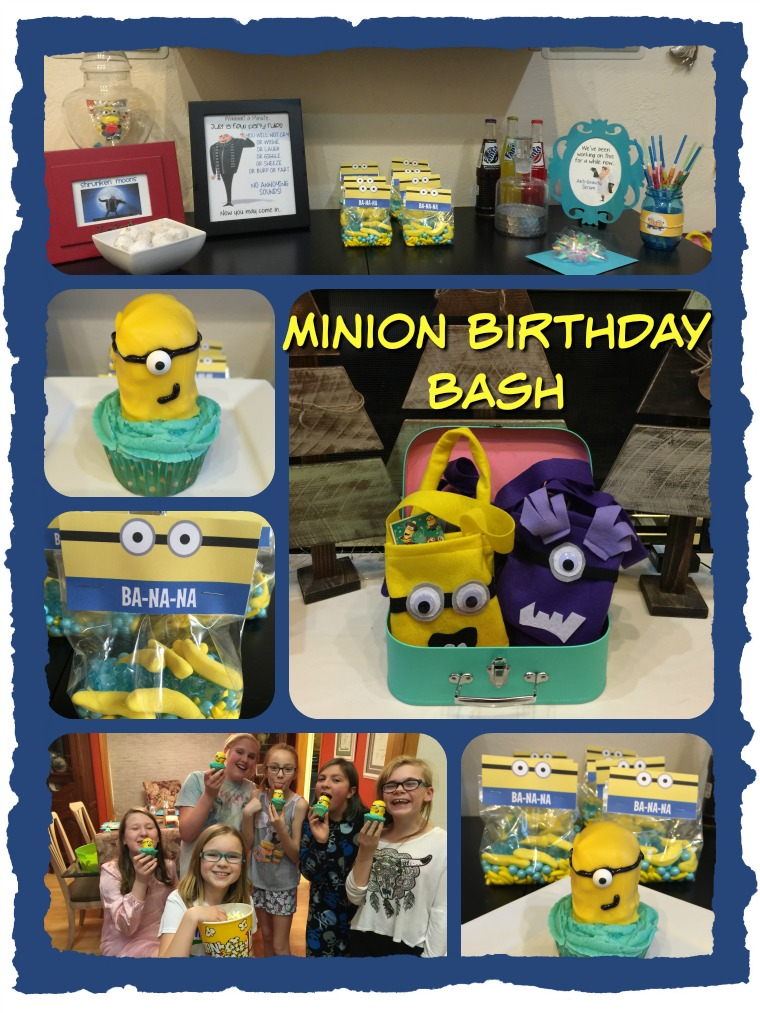 Minion Birthday Bash